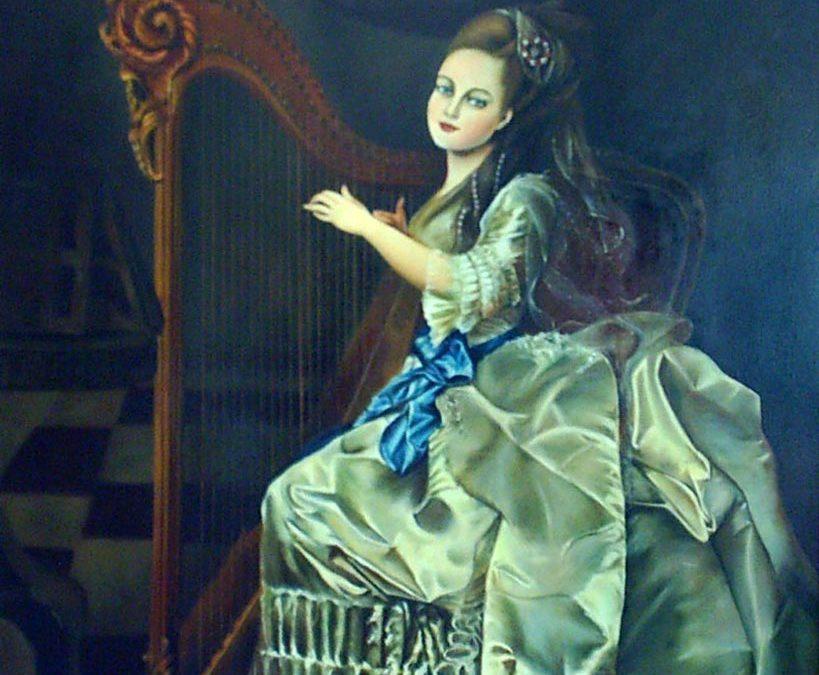 پرتره و فیگور – نوازنده