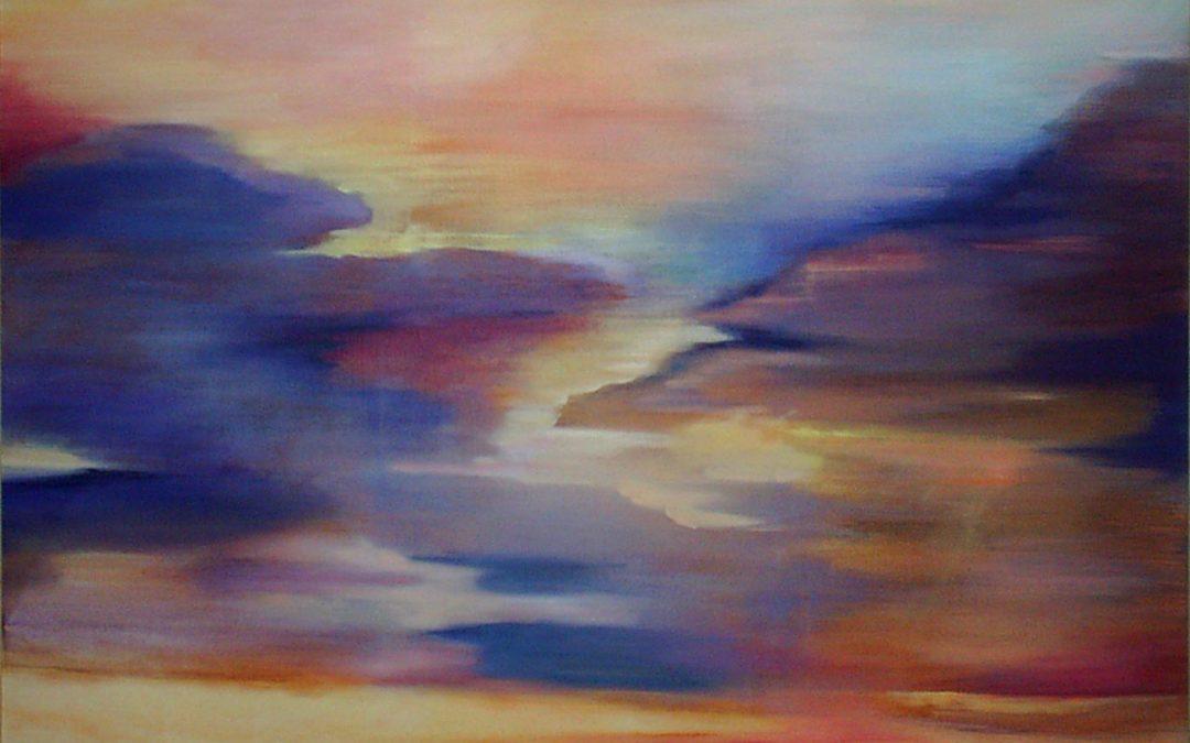 نقاشی انتزاعی ۳