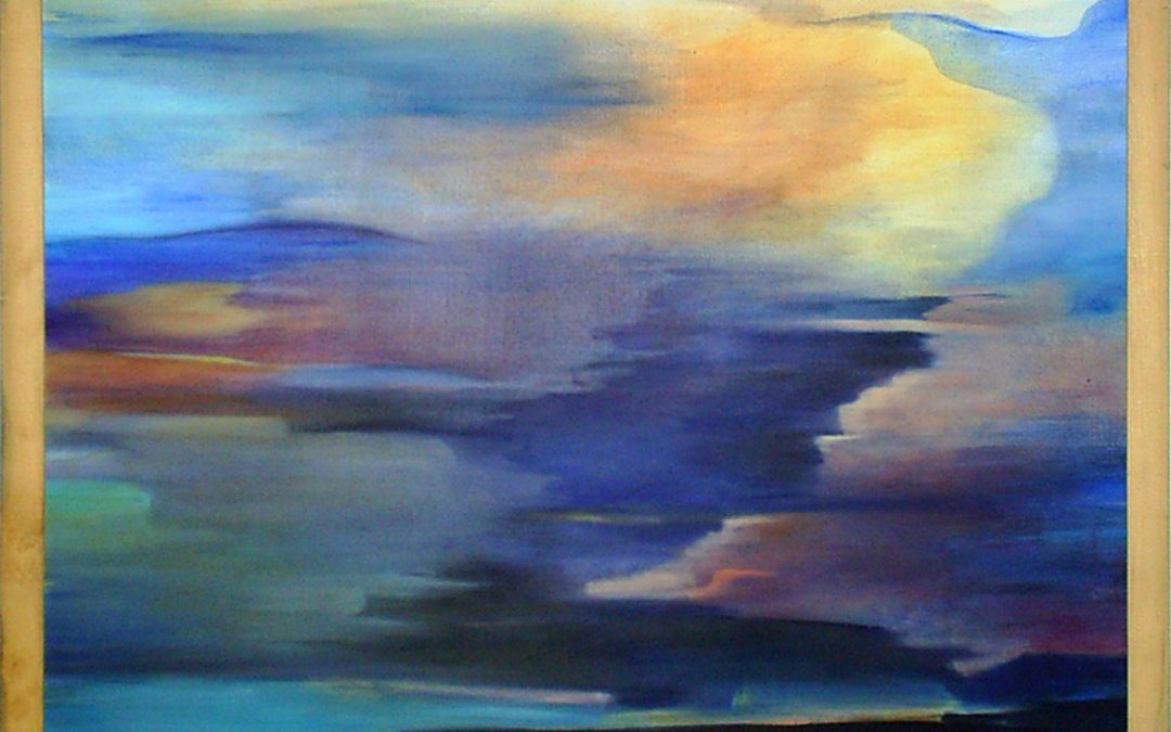 نقاشی انتزاعی ۴