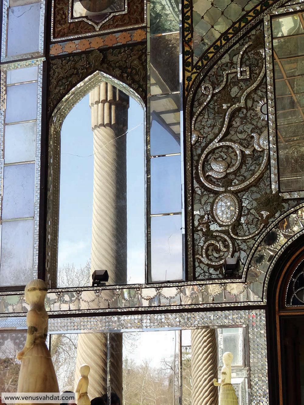 عکاسی معماری - کاخ گلستان