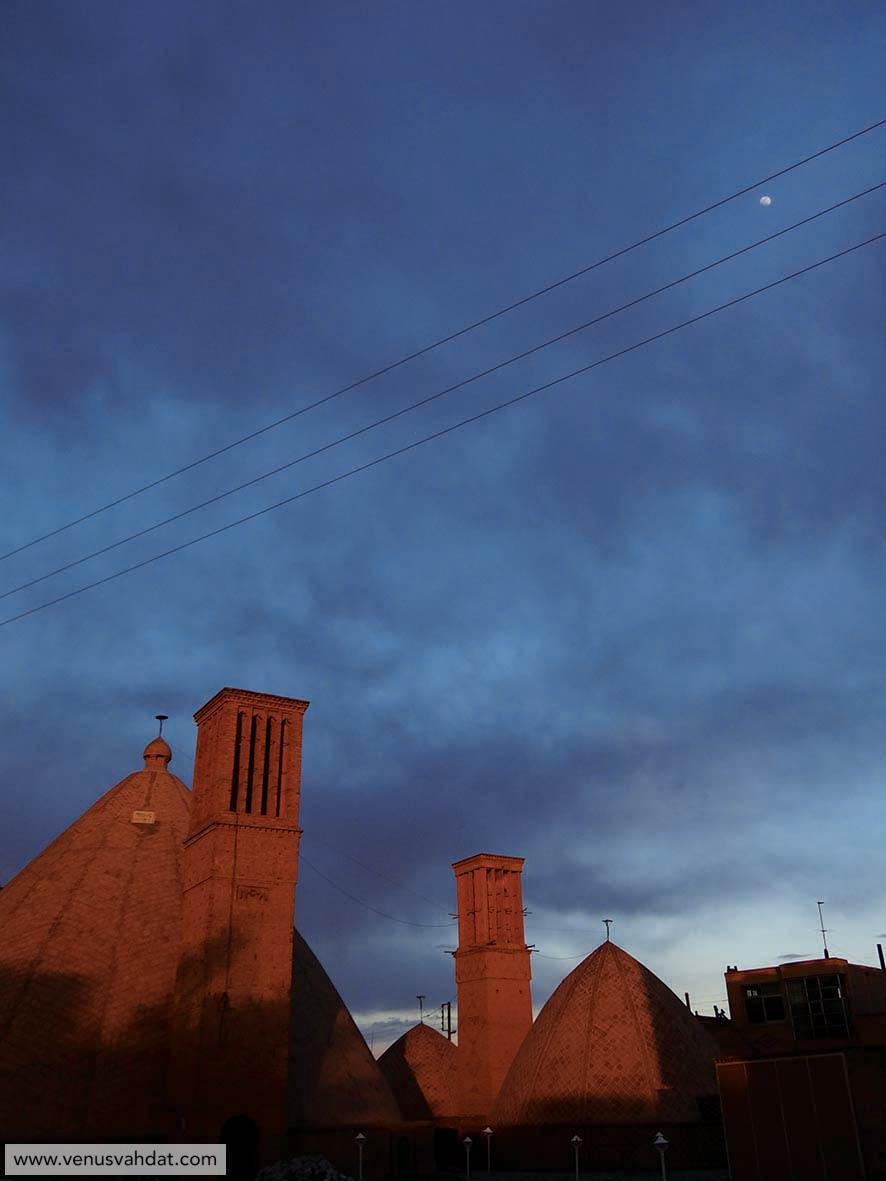عکاسی معماری - مسجد جامع نایین