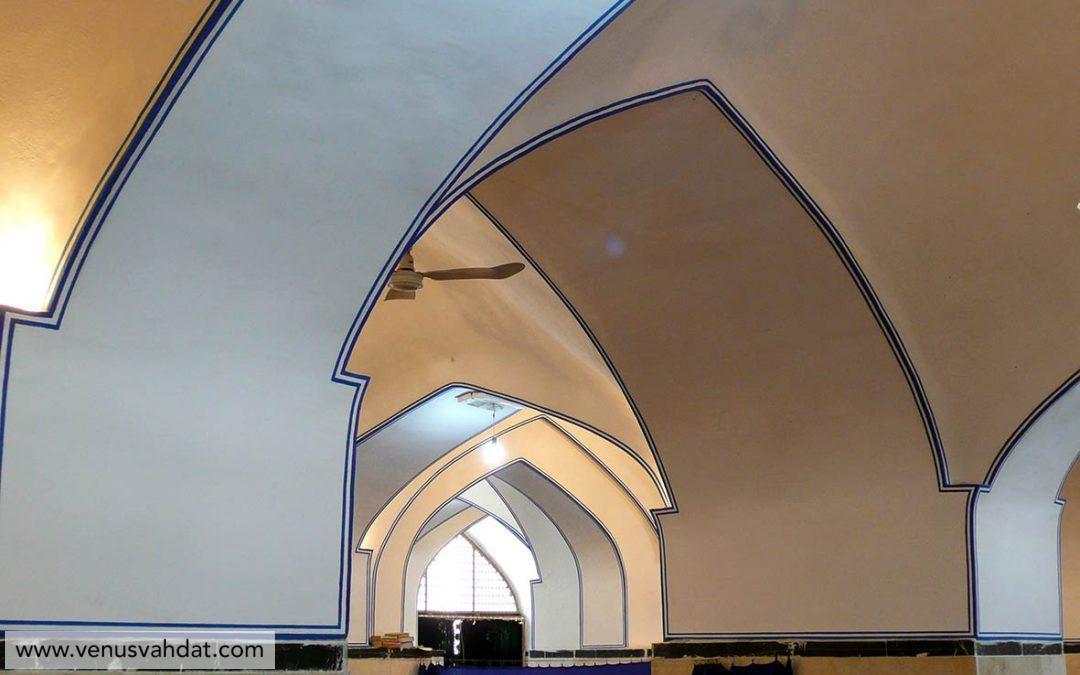 عکاسی معماری – مسجد جامع قزوین