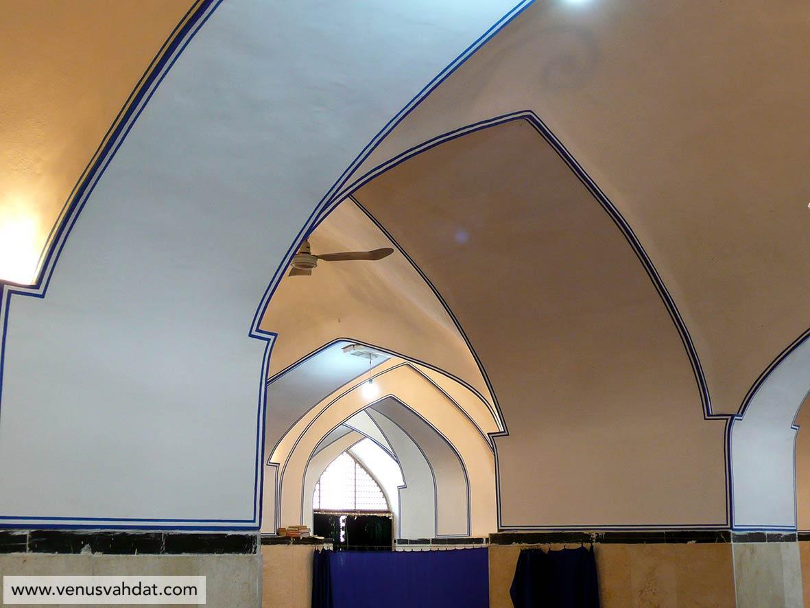 عکاسی معماری - مسجد جامع قزوین
