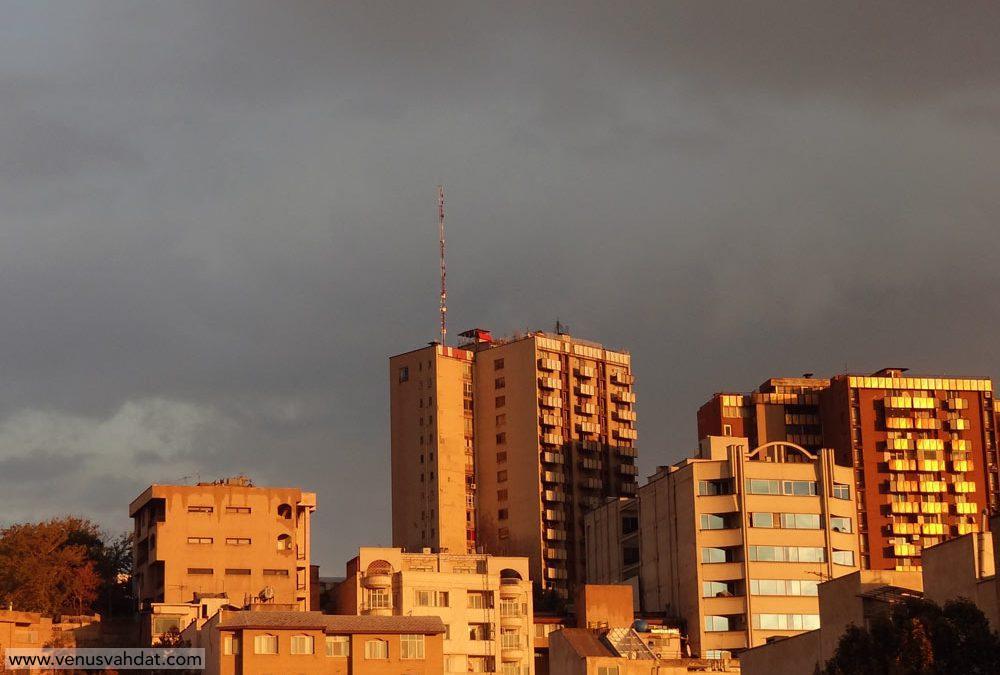 عکاسی مناظر – شماره ۱۲- تهران