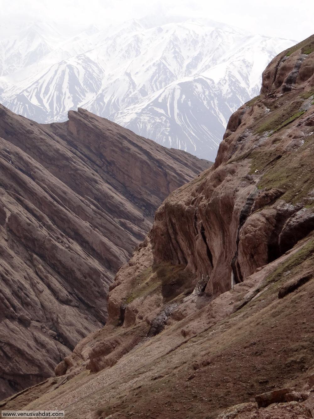 عکاسی طبیعت ایران-کوههای الموت